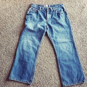 Aeropostale Benton Boot Cut Jeans size 34/30